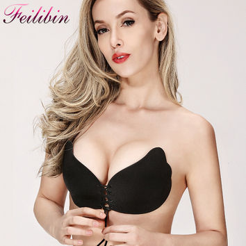 Super Push Up Bra for Small Breast Young Girls Push Up Bra Set Women Push Up Adhesive Bra  Sexy Lady Women Push Up Bra Plus Size