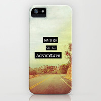 Adventure iPhone & iPod Case by M Studio