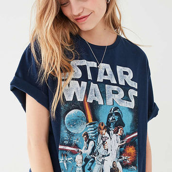 Junk Food Star Wars Characters Tee | Urban Outfitters