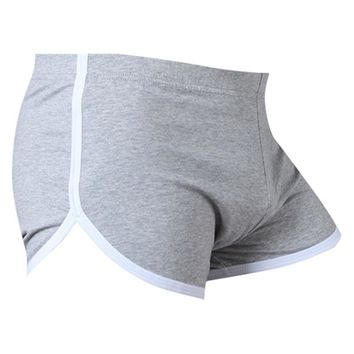 Mens New Sexy Breathable Comfortable Casual Arrow Underpants Plus Size