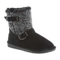 Nova by BEARPAW in color Solid Black