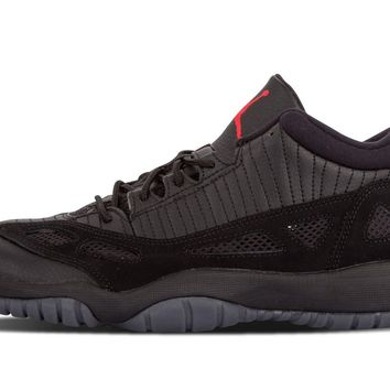 "Air Jordan 11 Retro Low BG - 4Y ""Referee"" - 768873 003"