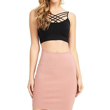 Melody Pencil Skirt