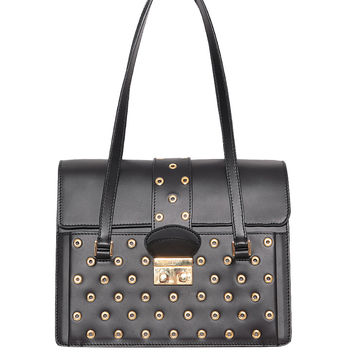 Red Valentino Leather bag with rivets