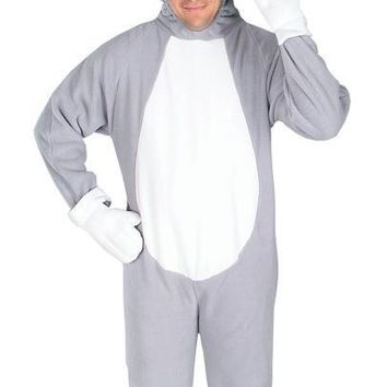 Bugs Bunny Adult funny awesome cartoon Costume for Halloween