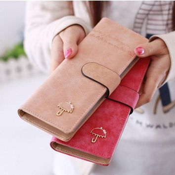 DKF4S 55card leather women female business id credit card holder case passport cover wallets porte carte card holder carteira feminina