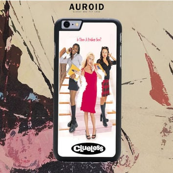 Clueless Alicia Silverstone IPhone 6S Case Auroid