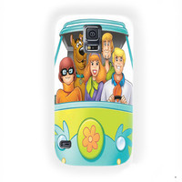 Scooby Doo On Car For Samsung Galaxy S5 Case