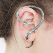 Serpentine Chic Earring
