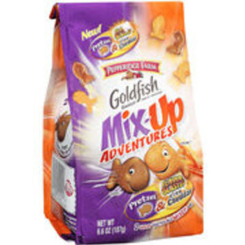 PEPPERIDGE FARM  GOLDFISH CRACKERS & COOKIES