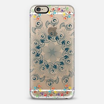 Spot the colors lace mandala iPhone 6 case by Famenxt | Casetify
