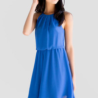 Robinwood Solid Dress