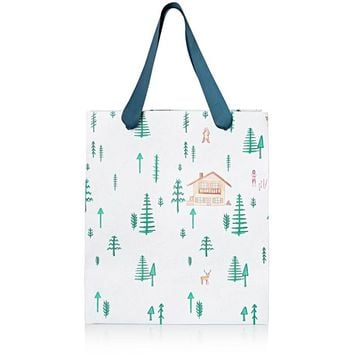 Medium Alpine Gift Bag - New - Oliver Bonas