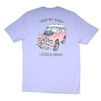 Prep My Ride Tee by Lauren James - FINAL SALE