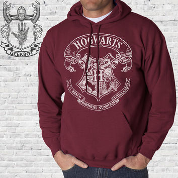 School Of Magic - Premium Hooded Sweatshirt - Screen Printed S-5XL