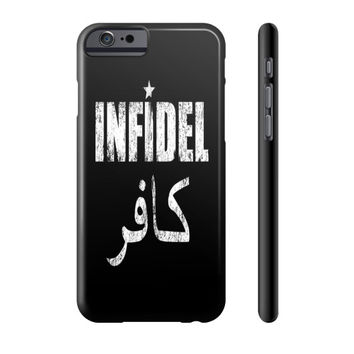 Infidel Cell Phone Case