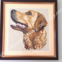 Dog Portrait.Diamond Painting.Embroidered Mosaic.Home Decor.Labrador Portrait.Diamond Mosaic.Wall Decor.Wall Portrait.Mosaic Souvenir.