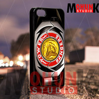 Red Ranger Power Morpher MMPR - iPhone 4/4s/5/5s/5c Case - Samsung Galaxy S3/S4 - Blackberry z10 Case - Black or White