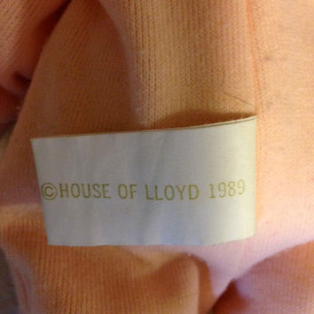 House of Lloyd 1987 porcelain head and hands doll