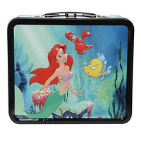 Disney The Little Mermaid Tin Lunch Box | Hot Topic