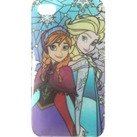 Disney Frozen Anna And Elsa iPhone 4/4S Case
