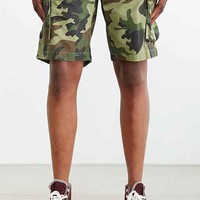 OBEY Recon Camo Cargo Short- Green Multi