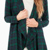 Pretty Plaid Jacket