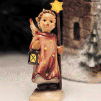 M.I. Hummel Figurine Christmas Song (Mini Figurine) 155001