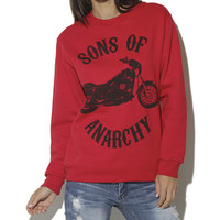 Sons Of Anarchy Sweatshirt - WetSeal