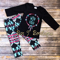 Lil Gals {Wild & Free} Outfit