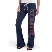 Womens New England Patriots '47 Brand Navy Pep Rally Pants
