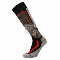 Pro Mens Womens Winter Skiing Thick Socks Hiking Climbing Running Sports Fitness