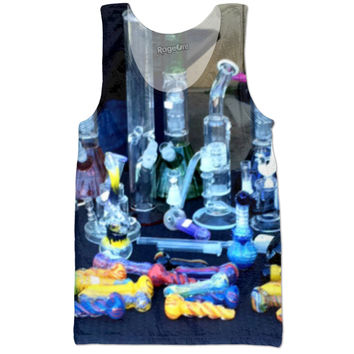 Pipes And Bongs Tank