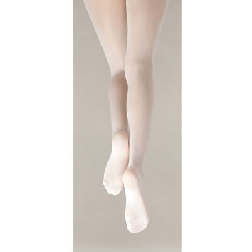 Capezio Child Hold & Stretch Footed Tight