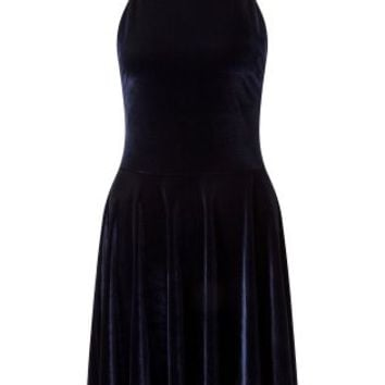 Buy Lipsy Velvet Skater Dress online today at Next: Deutschland