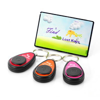 Wireless Key Finder Set - 3 Key-Finders, 1 Credit Card Sized Transmitter