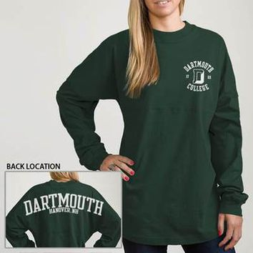 Women's L/S Ra Ra Tee - Dartmouth Coop | Dartmouth College Store, Dartmouth Apparel