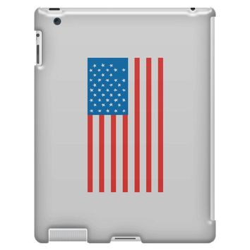 american flag iPad 3 and 4 Case