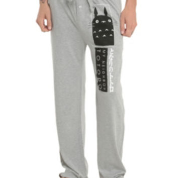 My Neighbor Totoro Men's Pajama Pants