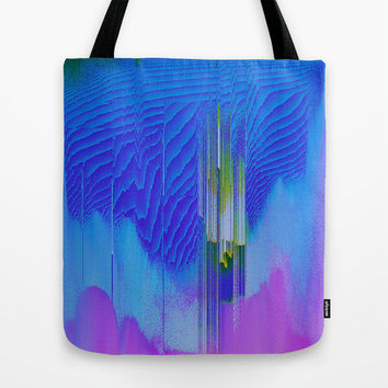 Waterfall Tote Bag by DuckyB (Brandi)