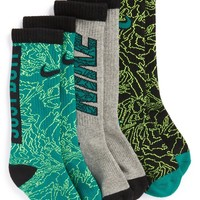 Nike 3-Pack Cushioned Crew Socks (Walker, Toddler, Little Kid & Big Kid) | Nordstrom