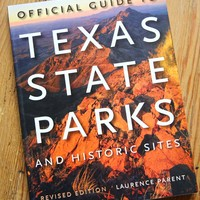 OFFICIAL GUIDE TX ST PARKS - Junk GYpSy co.