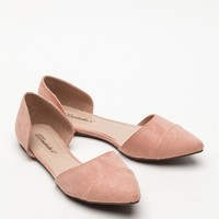 Studio Flats In Blush