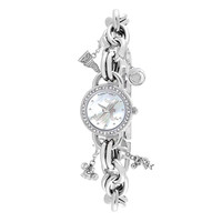 Alabama Crimson Tide NCAA Women's Charm Series Watch