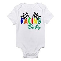 Racing Baby Infant Bodysuit> Racing Baby> One Stop Race Shop
