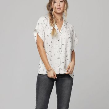 Ruthy Button Up Blouse
