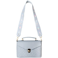Buy Sanrio Little Twin Stars Faux Leather Handbag with Deco Strap at ARTBOX
