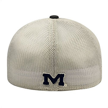 "Mississippi Ole Miss Rebels NCAA Top of the World ""Putty"" Stretch Mesh Back Hat"