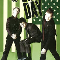 GREEN DAY POSTER Amazing Group Shot RARE NEW 24X36 - 5