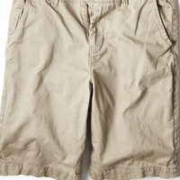 "AEO Men's 11.5"" Longboard Short (Safari Khaki)"